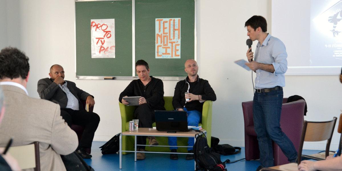 TECHNOCITÉ – Soirée thématique «Design des villes à l'heure du numérique» – jeudi 5 juin