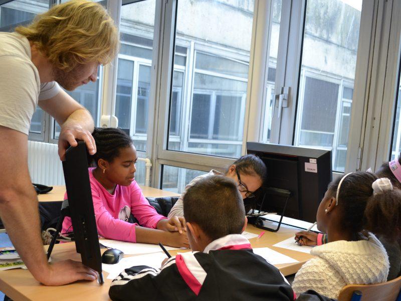 Jeu vidéo et pédagogie – Ateliers e-inclusion