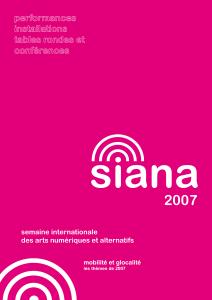 Siana 2007