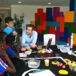 E-inclusion - atelier makey makey