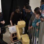 E-inclusion - visite de l'exposition Prototypes