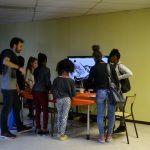 E-inclusion - visite de l'exposition TECHNOCITÉ