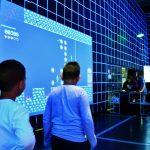 E-inclusion - visite de Jeu Vidéo l'Expo à la Cité des Sciences