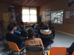 Vidéo-dicussion : nos pratiques numériques