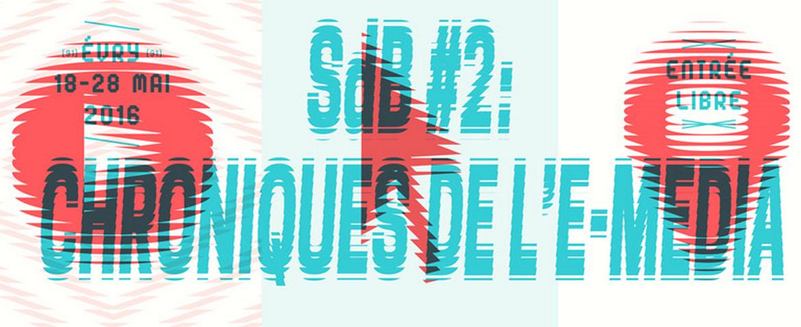 """""""Salon du Blog #2 : Chroniques de l'e-media"""" : du 18 au 28 mai 2016 !"""