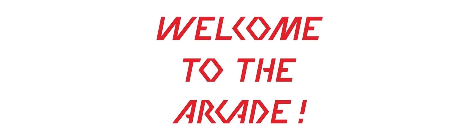Nouvelle exposition de jeux vidéo : Welcome to the Arcade !