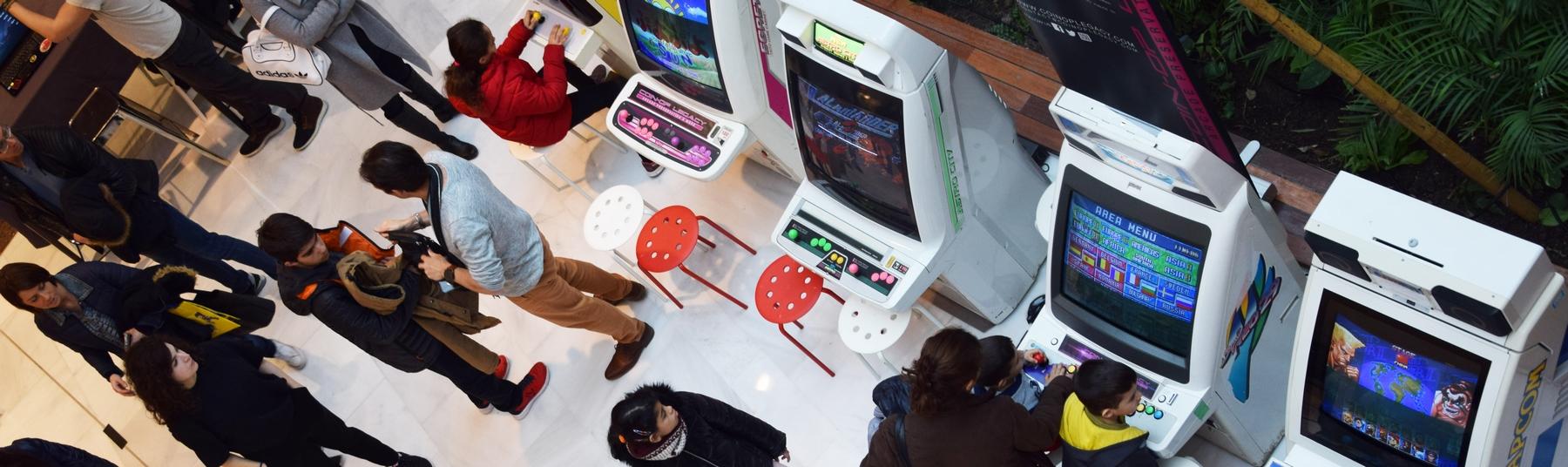 [RETOUR EN IMAGES] BORN TO PLAY, week-end jeux vidéo à Carré Sénart