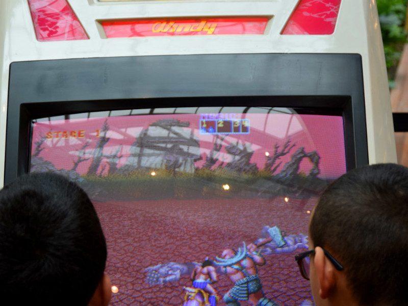 [RETOUR EN IMAGES] / BORN TO PLAY : le jeu vidéo envahit Carré Sénart !
