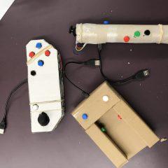 Fabrication d'une manette de jeu DIY
