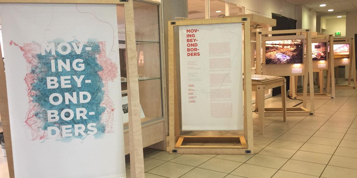 Première exposition de la Biennale SIANA 2017 : «Moving Beyond Borders», à partir du 9 février !