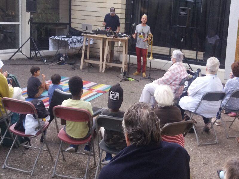 Evry INSTA MUSIC: retour sur les ateliers